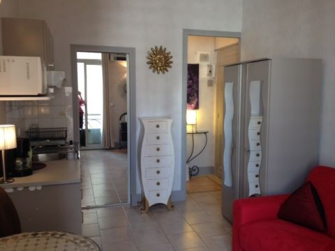 Studio in cannes - Vacation, holiday rental ad # 35310 Picture #2