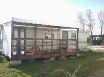 Mobil-home Beaugeay - 5 personnes - location vacances  n°35320