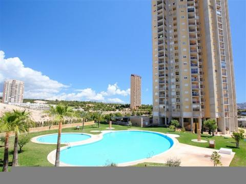 House Benidorm - 5 people - holiday home  #35351