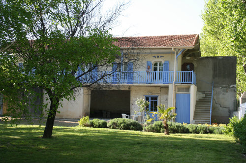 House in Calvisson for   6 •   3 bedrooms   #35370