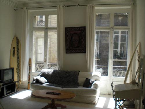 Apartamento 5 personas Bordeaux - alquiler n�35371