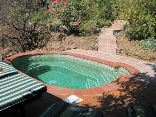 House in Canillas de aceituno for   4 •   with private pool