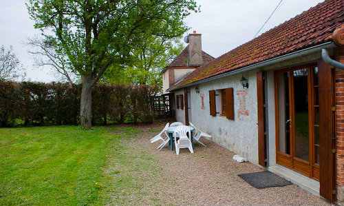 Gite Bourbon-lancy - 6 people - holiday home  #35408