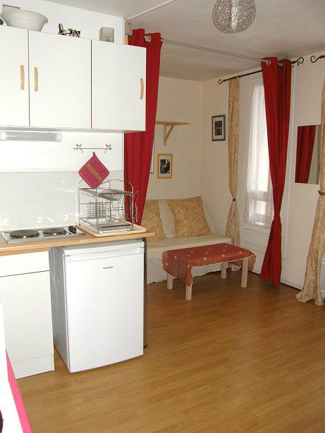 Studio in Ustou - Vacation, holiday rental ad # 35411 Picture #8