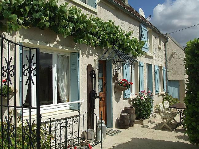Gite Amillis - 6 people - holiday home  #35452
