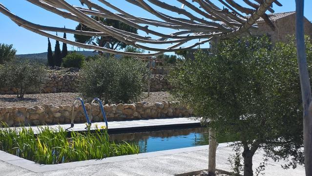 Gite in Fitou für  4 •   mit Schwimmbad auf Komplex  N°35471