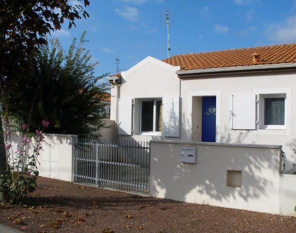 Maison 4 personnes Fouras - location vacances  n°35476
