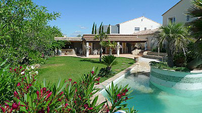 House Pezenas - 12 people - holiday home  #35492