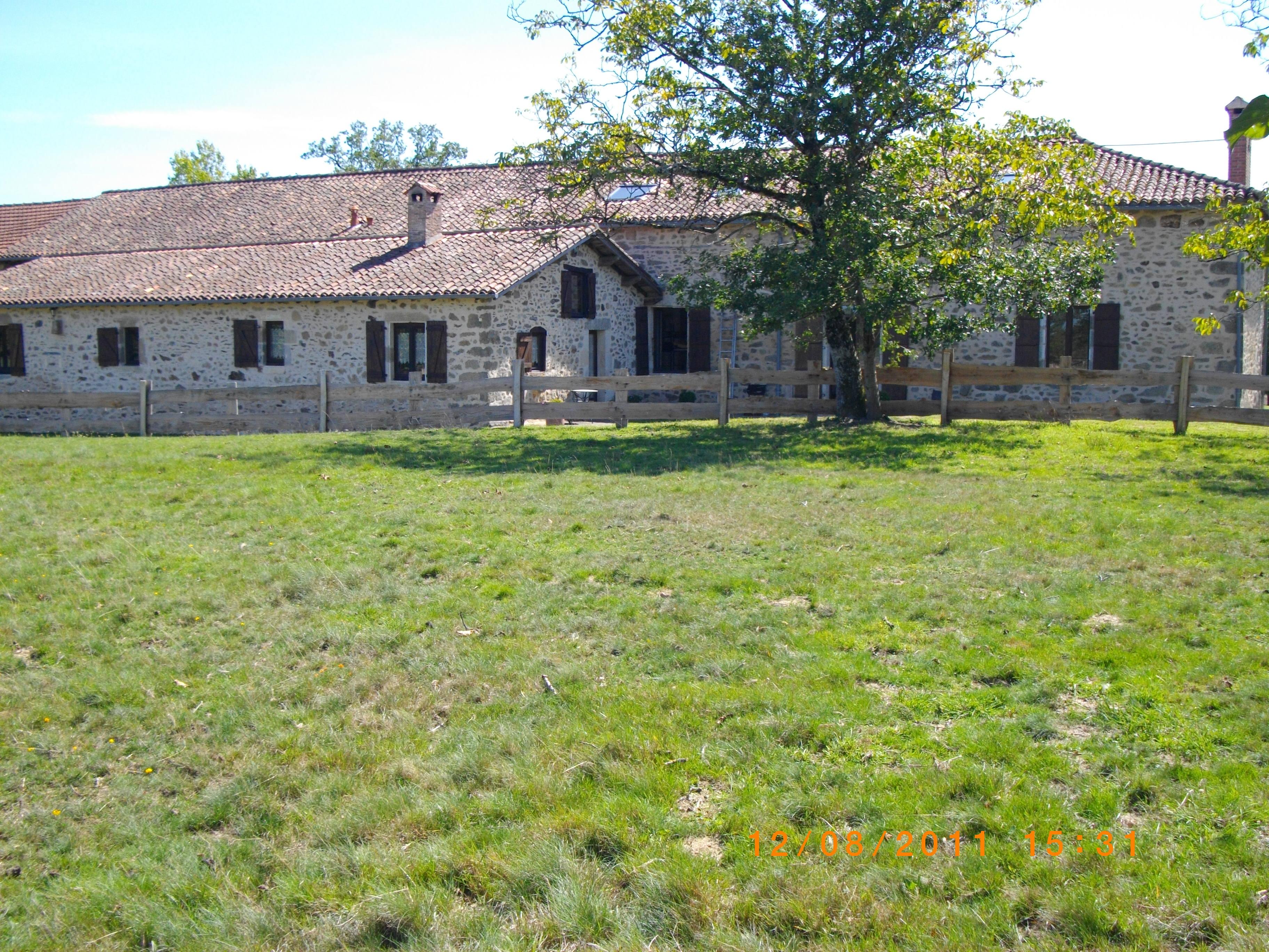 Farm Saint Saud Lacoussière - 3 people - holiday home  #35496