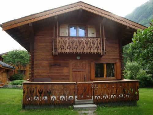 Chalet Chamonix - 4 personnes - location vacances  n°35505
