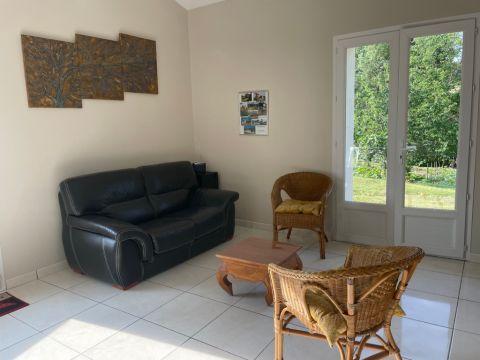 Gite 4 personnes St Julien Du Puy - location vacances  n°35507