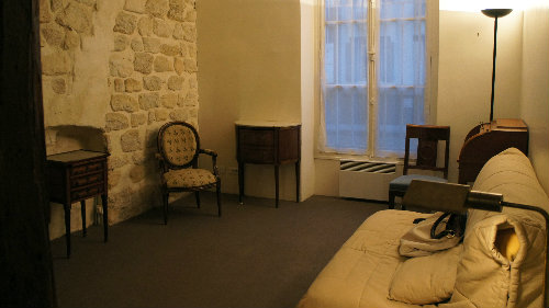 Flat in Paris - Vacation, holiday rental ad # 35509 Picture #1