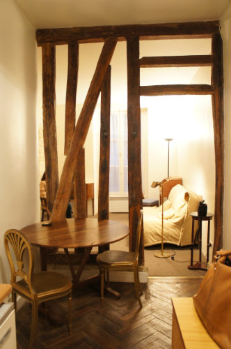 Flat in Paris - Vacation, holiday rental ad # 35509 Picture #2