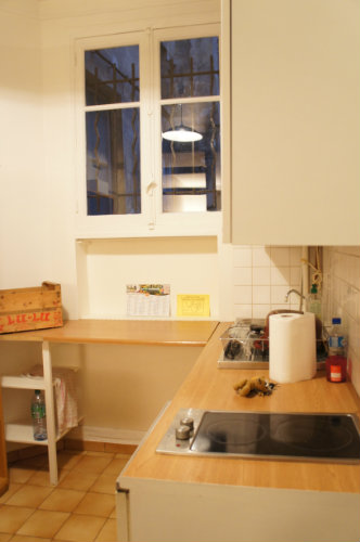 Flat in Paris - Vacation, holiday rental ad # 35509 Picture #7