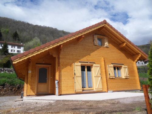 Chalet La Bresse - 6 personnes - location vacances  n�35511