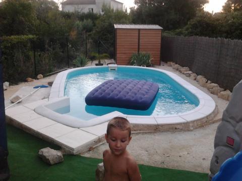 Huis Allegre Les Fumades - 6 personen - Vakantiewoning  no 35522
