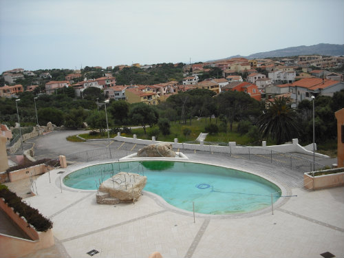House in La maddalena for   4 •   view on sea   #35545