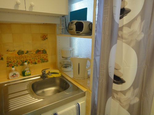 Studio in NICE - Vacation, holiday rental ad # 35574 Picture #2