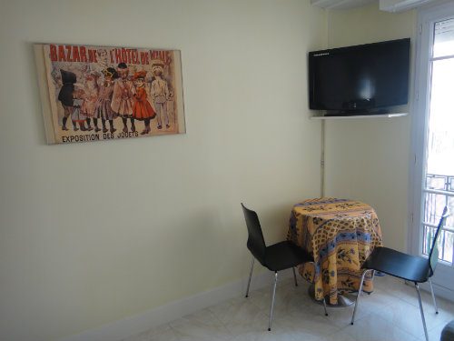 Studio in NICE - Vacation, holiday rental ad # 35574 Picture #4