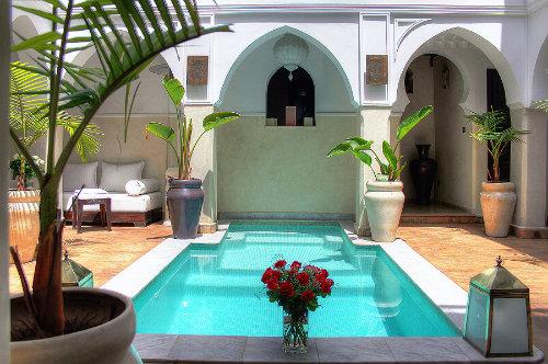 Maison 12 personnes Marrakech - location vacances  n°35634