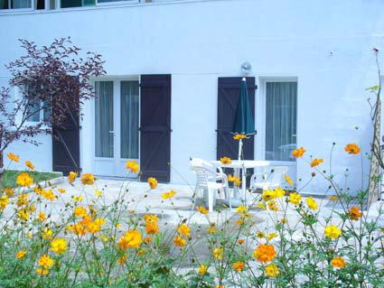 Maison Tarnos - 3 personnes - location vacances  n°35636