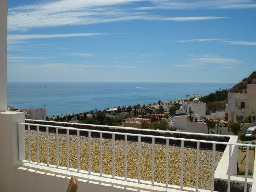 Mojacar -    uitzicht op zee