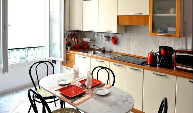 Studio Menton - 2 people - holiday home  #35650