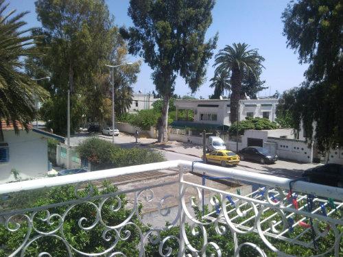 Carthage byrsa -    vue sur mer