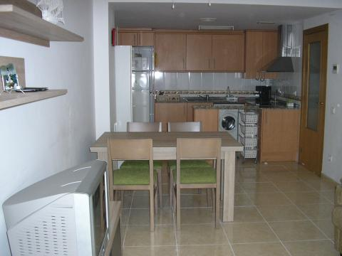 Flat L'ampolla - 6 people - holiday home  #35696
