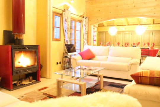 Chalet in HAUTELUCE - Vacation, holiday rental ad # 35697 Picture #4