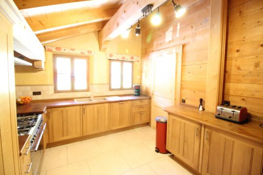 Chalet in HAUTELUCE - Vacation, holiday rental ad # 35697 Picture #8