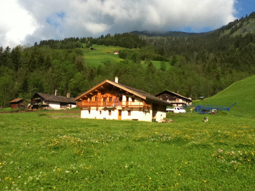 Chalet Hauteluce - 12 people - holiday home  #35697
