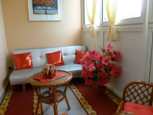 Flat in SAINT DENIS - Vacation, holiday rental ad # 35707 Picture #1