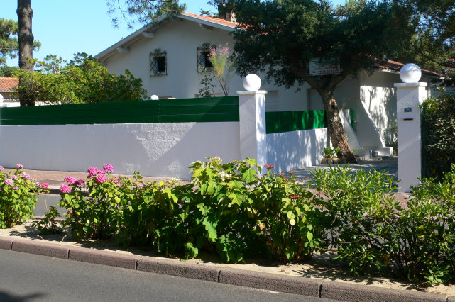 Maison Hossegor - 6 personnes - location vacances  n°35739