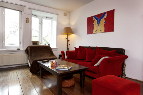 Huis 6 personen Amsterdam - Vakantiewoning  no 35747