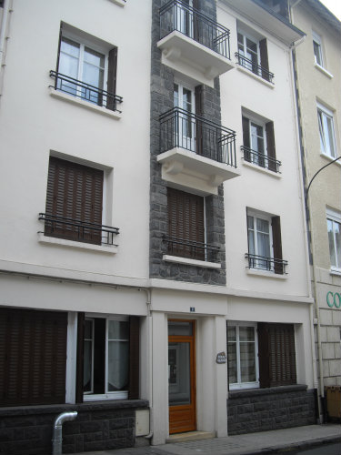 Flat in le mont-dore - Vacation, holiday rental ad # 35748 Picture #12