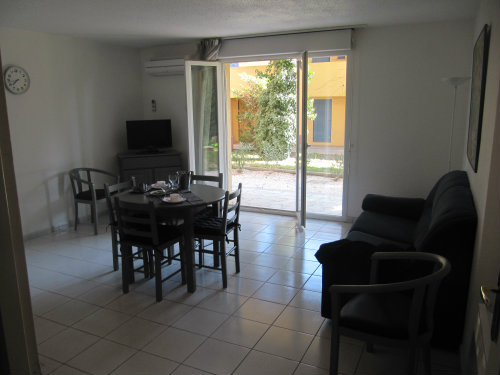 Flat in canet en roussillon - Vacation, holiday rental ad # 35761 Picture #4