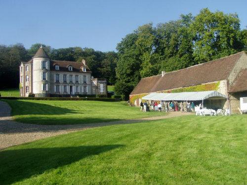 Château L'home Chamondot - 8 personnes - location vacances  n°35765
