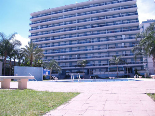 Appartement in Playa gandia für  6 •   mit Terrasse  N°35768