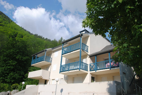 Appartement 4 personnes Cauterets - location vacances  n°35772