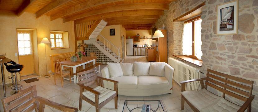 Gite Lézardrieux - 8 personnes - location vacances  n°35784