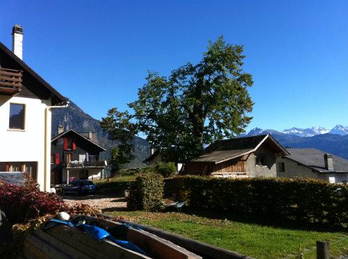 Haus Salvan - 2 Personen - Ferienwohnung N°35789