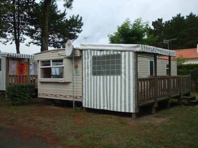 Mobile home in St jean de monts for   8 •   3 bedrooms