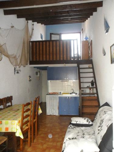 Appartement Marseillan-plage - 7 personnes - location vacances  n°35793