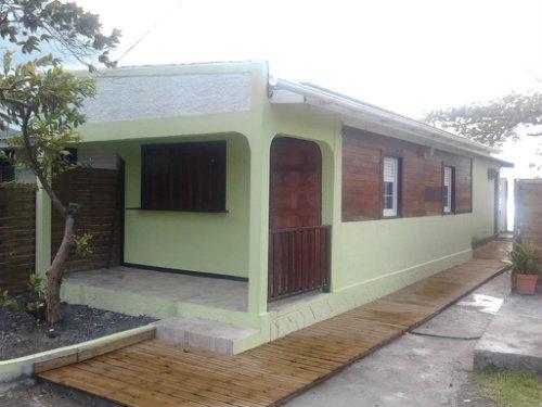 Maison Trois-ilets - 3 personnes - location vacances  n°35807