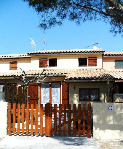 Maison Saint Pierre La Mer - 6 personnes - location vacances  n°35825