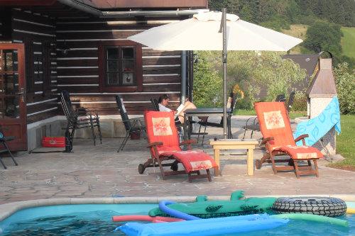 Chalet Stupna - 10 personen - Vakantiewoning  no 35858
