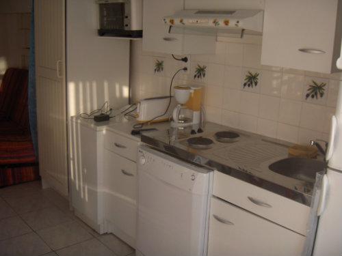 Appartement 2 personen Balaruc Les Bains - Vakantiewoning  no 35860