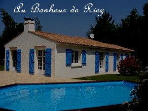 Maison Notre Dame De Riez - 8 personnes - location vacances  n°35877