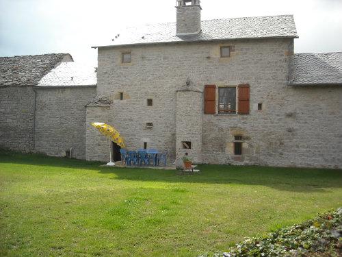 Gite Severac Le Chateau  - location vacances  n°35899